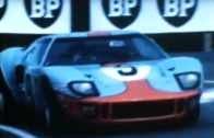 Ford GT40 – 1968 24 Hours of Le Mans