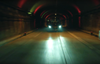 200 MPH Jaguar SVR Roars in Iconic Park Avenue Tunnel in New York – 60 sec edit