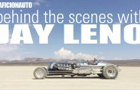 "Christopher Rutkowski on ""Jay Leno's Garage"""