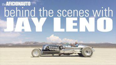 "Christopher Rutkowski on ""Jay Leno's Garage"""