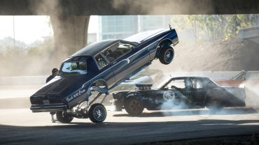 KEN BLOCK'S GYMKHANA SEVEN: WILD IN THE STREETS OF LOS ANGELE