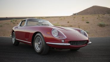 Steve McQueen's Ferrari 275 GTB/4 Coupe