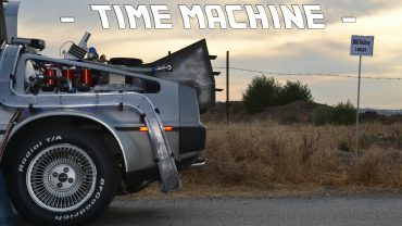 What Makes a DeLorean a Time Machine?