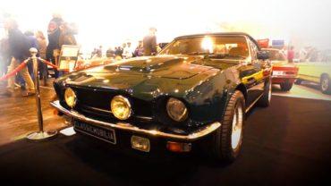 Techno Classica 2018 – Iconic V8 Aston Martins from the 80s