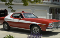 The original STRIPED TOMATO – 1976 Ford Gran Torino from STARSKY AND HUTCH