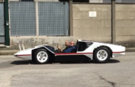 Ferrari Modulo by Pininfarina: First Drive, Ever