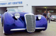 1938 Peugeot 402 Darl'mat Pourtout Sports Roadster of Mark Hyman